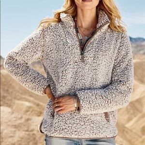 ALTAR'D STATE SHERPA PULLOVER